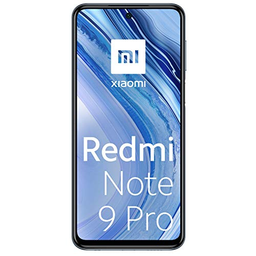 Xiaomi Redmi Note 9 Pro Smartphone - 6.67' DotDisplay 6GB 128GB 64MP AI Quad Camera 5020mAh (typ)*...